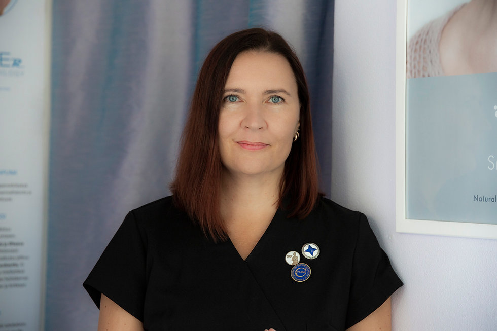 Annika Hampaala-Pussinen