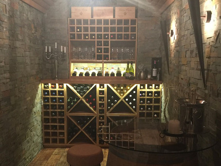 Unelmana viinikellari
