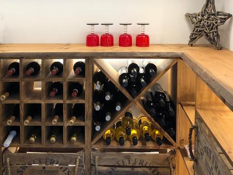 Viinikellari ideasta toteutukseen