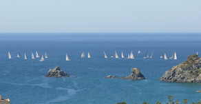 Regatta in Almuñécar