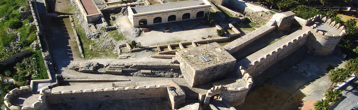 Burg San Miguel in Almunécar