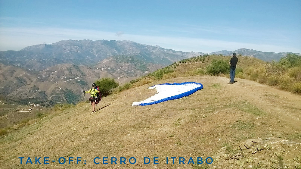 Itrabo Take-Off libre