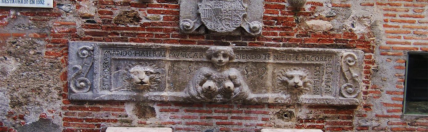 Altstadt von Almunécar