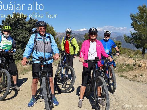 Traumhafte eBike Tour mit Blick in die Sierra Nevada