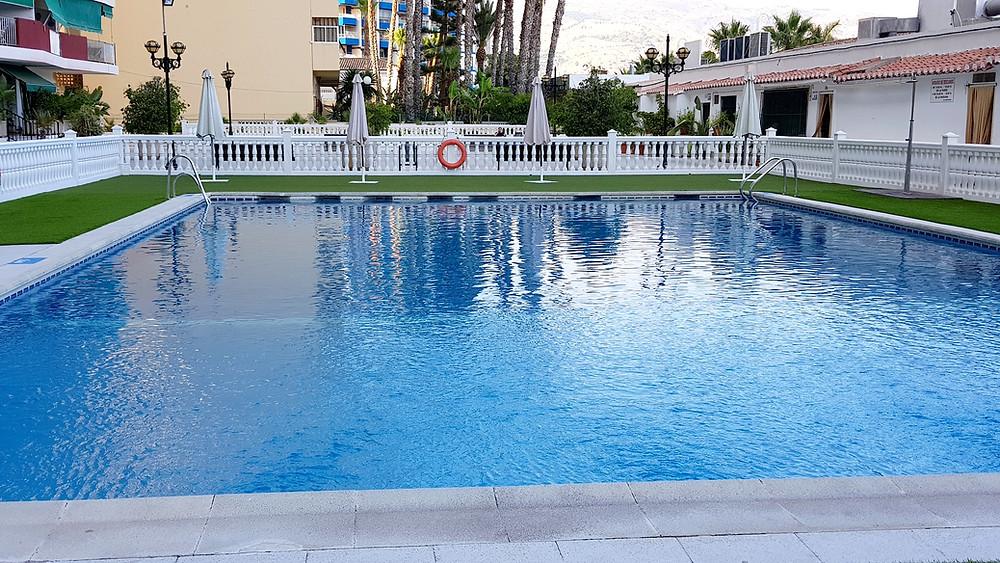 Pool Block 7 Playa Velilla