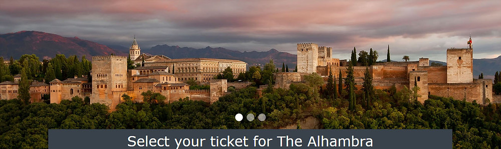 Alhambra Tickets