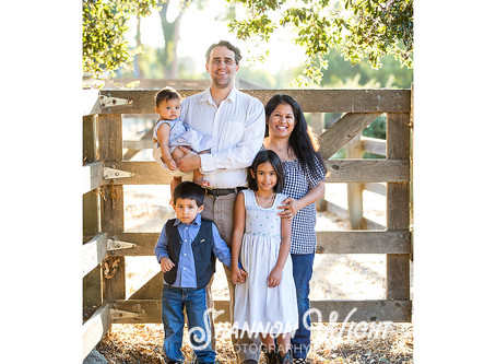 Sneak Peek | San Jose Family Photography