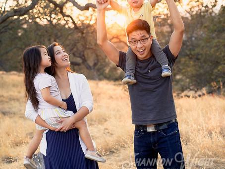 Sneak Peek | San Jose Family Photography