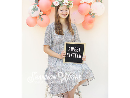 Sneak Peek | San Jose Teen Photography