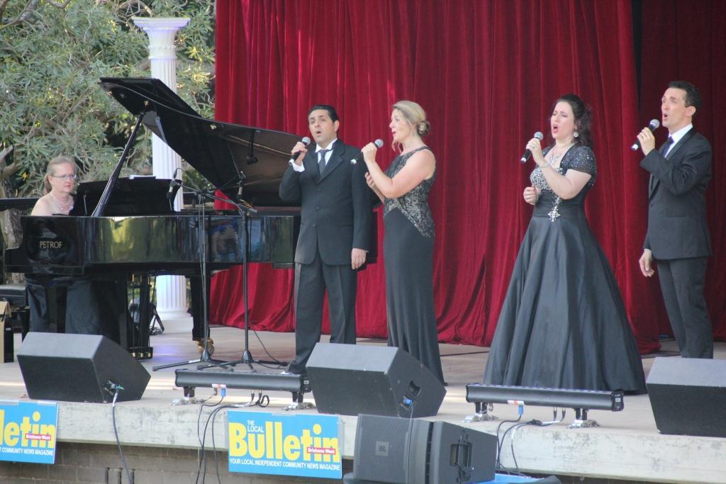 Opera In The Gardens 2014