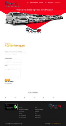 RCS Embreagem - O melhor em embreagens