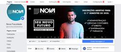 Nova Faculdade - Redes Sociais