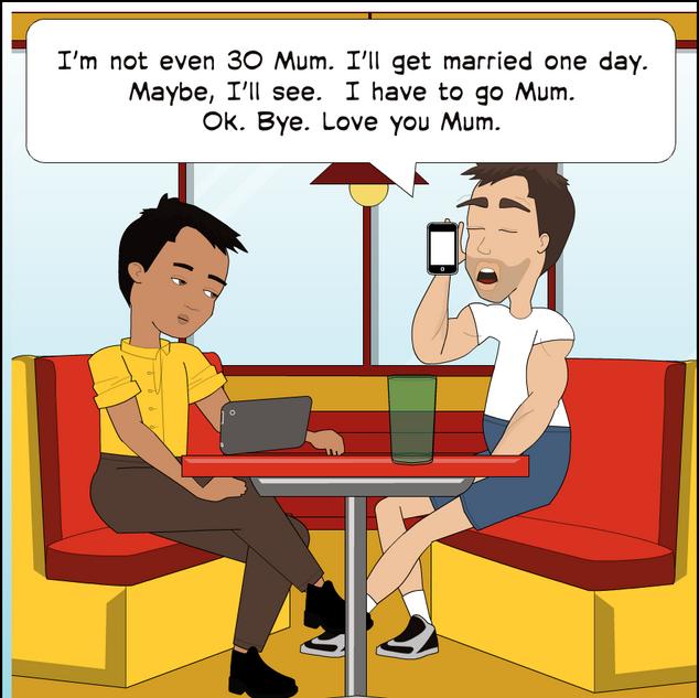 Millennials Ep1 Act 1 2