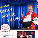 Peter Wood Funny Magic Show.JPG
