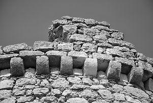 Foto almenas castillo de Almenara.jpg