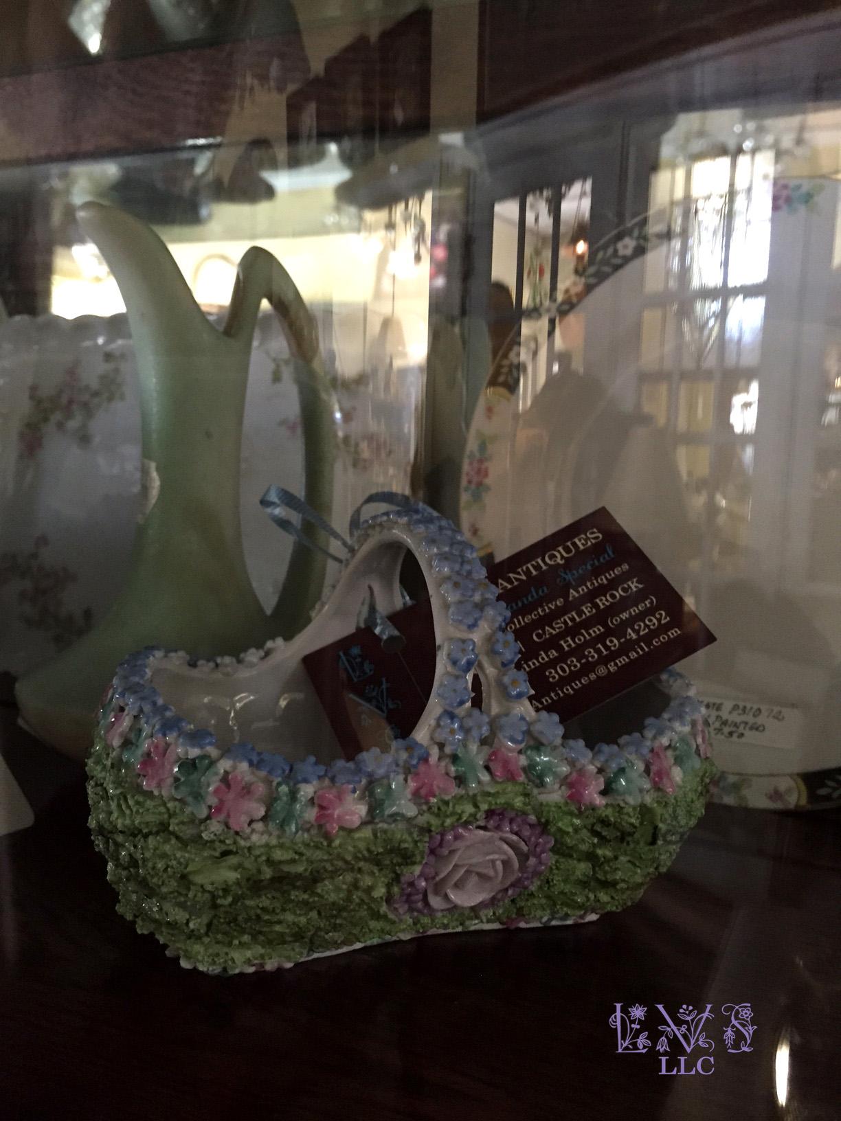 150727 Ceramic Shoe
