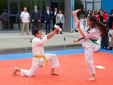 В Благовещенске открыли первый на Дальнем Востоке Центр боевых искусств