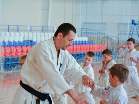 В Белогорске прошли учебно-тренировочные сборы под руководством шихана Винокурова С.В.