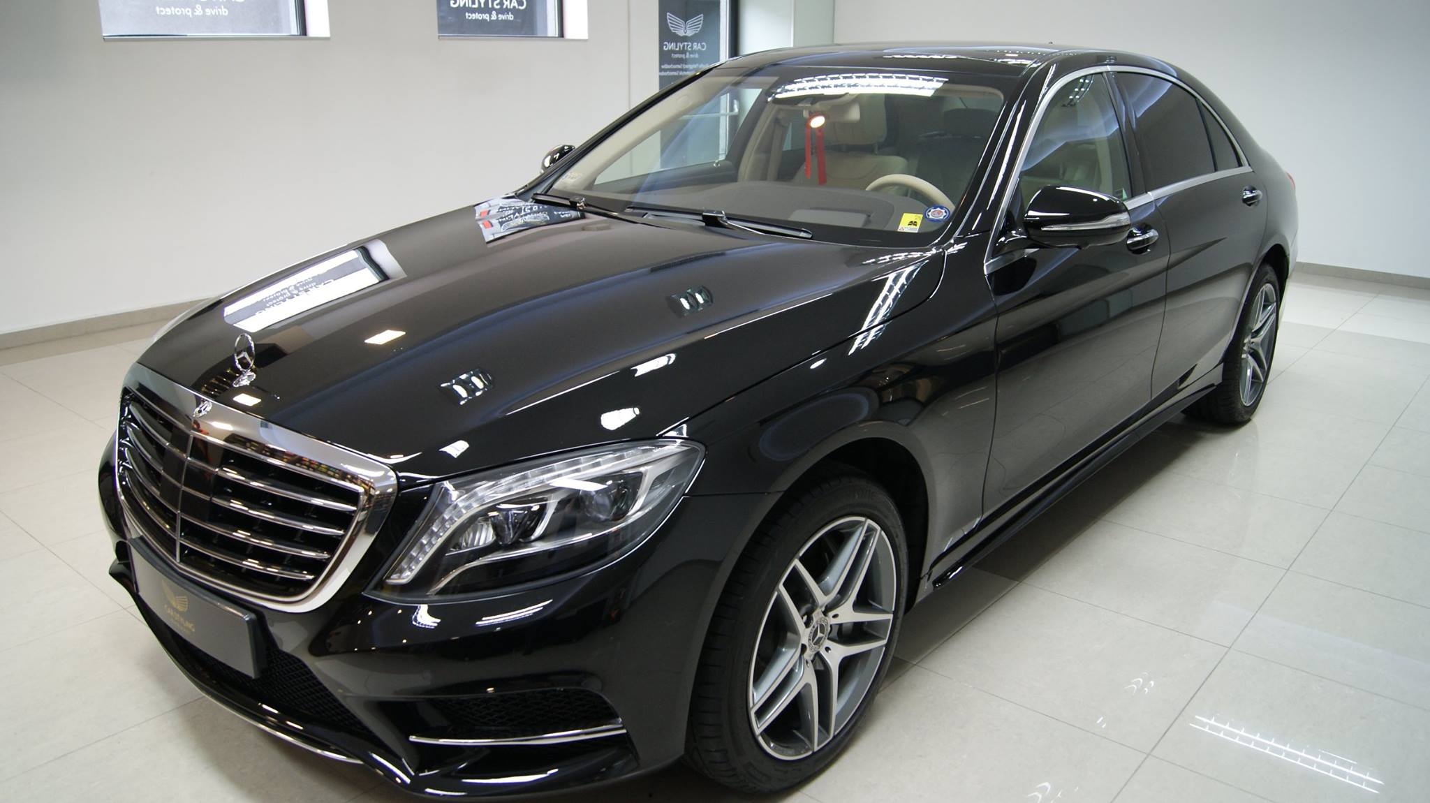 Mercedes S350 4Matic