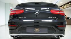 Mercedes GLC Coupe AMG