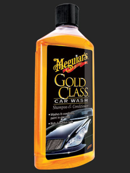 Meguiar's Gold Class Car Wash Shampoo & Conditione
