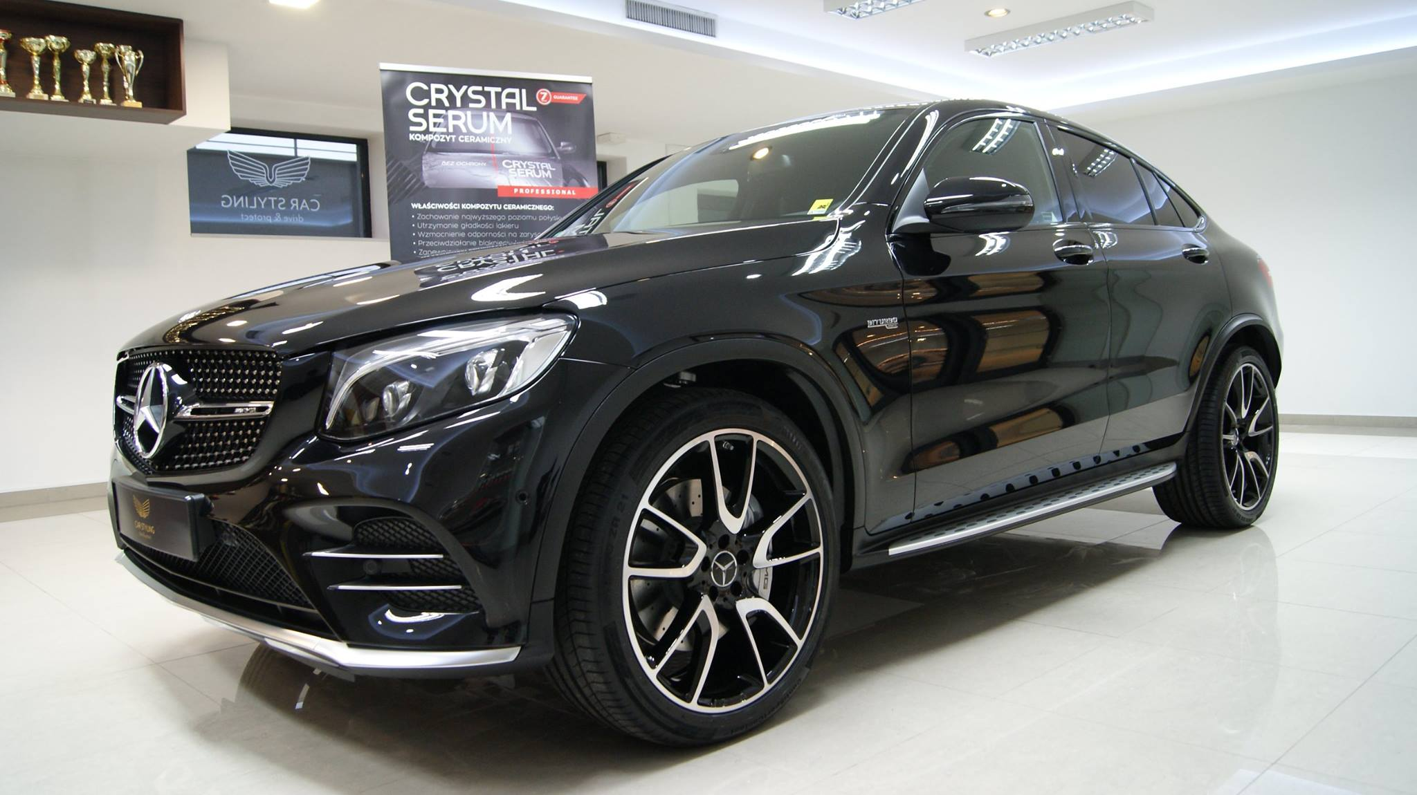 ​Mercedes GLC Coupe AMG