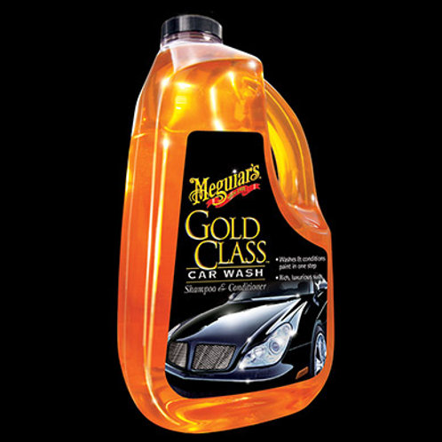 Meguiar's Gold Glass Car Wash Shampoo&Conditioner