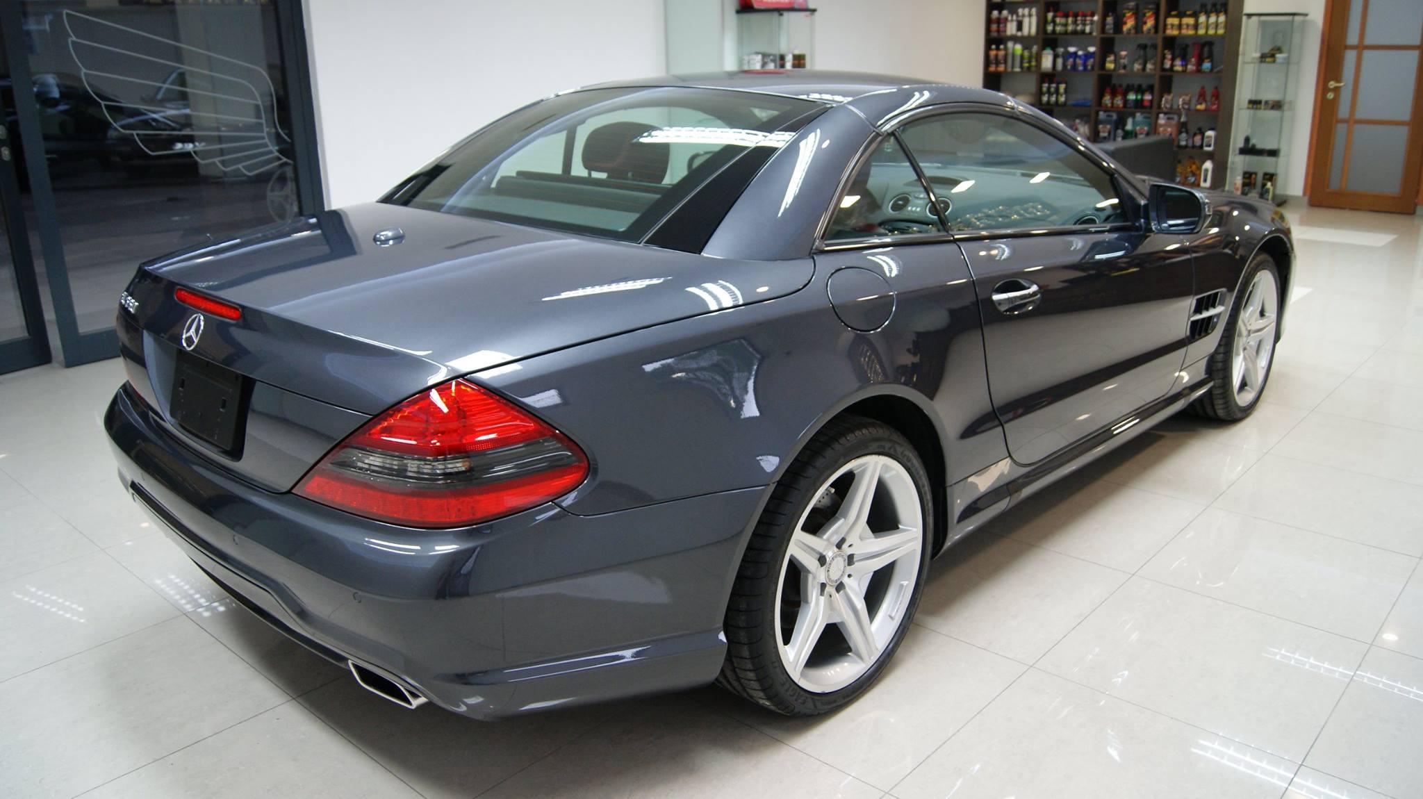 Mercedes SL 500