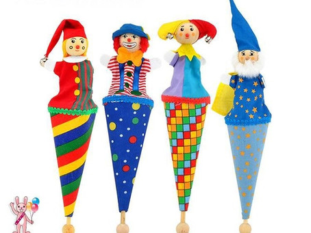 Andy Pandy Pop-Up Puppet