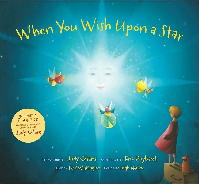 When You Wish Upon A Star Book