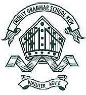 Trinity Grammar School emblem