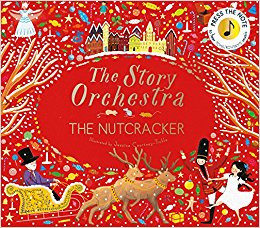 Story Orchestra The Nutcracker book
