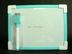 Daiso mini whiteboard