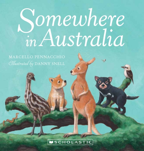 Somewhere In Australia book