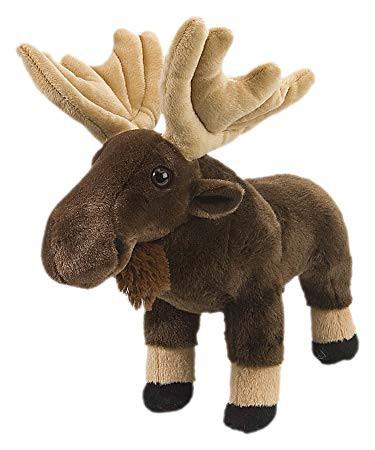 Moose soft toy Wild Republic