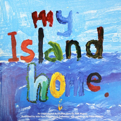 My Island Home book