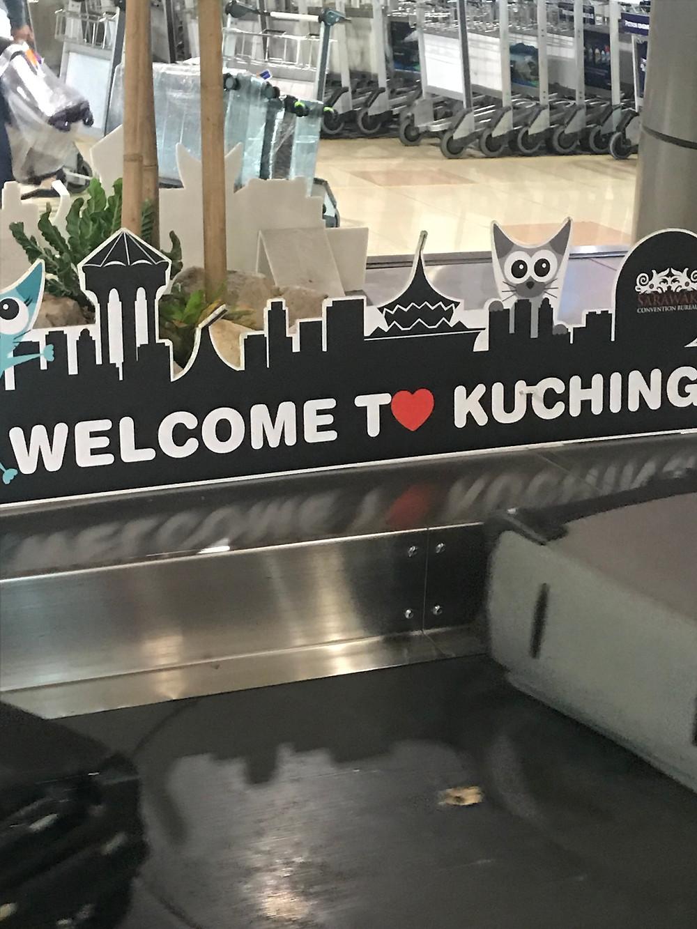 Welcome To Kuching