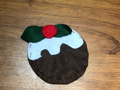 Bring us some figgy pudding!