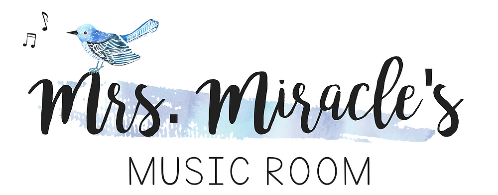 Mrs Miracle's Music Room