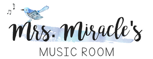 Mrs. Miracle's Music room