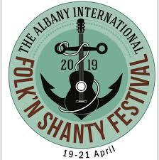 Albany Shanty Festival Logo