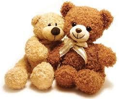 Two Teddies