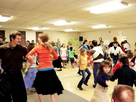 Favourite Folk Dances for the music room