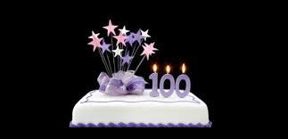 !00th Cake