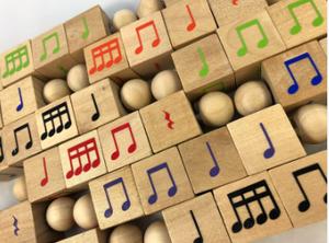 Rhythmically Yours rhythm blocks