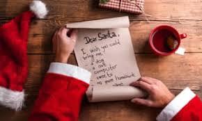 Santa Wishlist