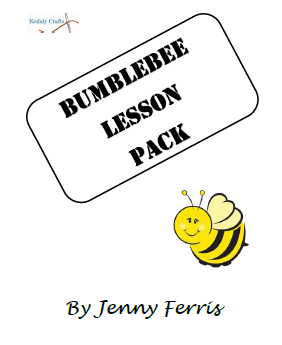 Bumblebee Lesson Pack