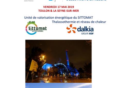 Journée d'actualité Unité de valorisation énergétique du SITTOMAT - Code 20 RETIT 001