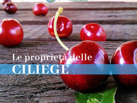 Le proprietà delle ciliegie