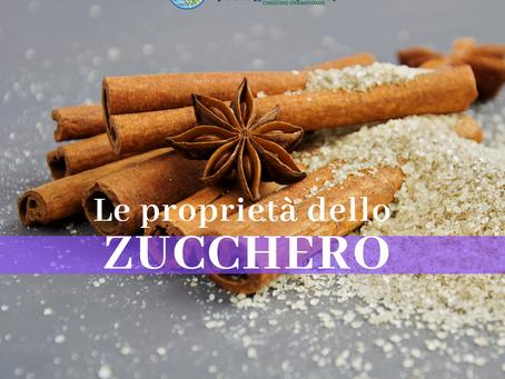 Le proprietà dello zucchero